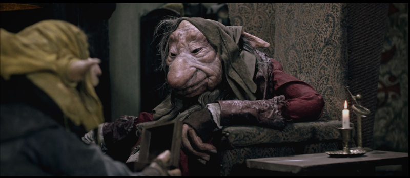 Interview with Toby Froud