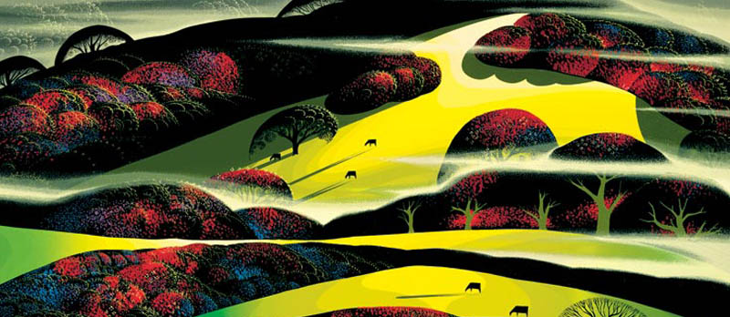 Mike Giaimo Talks the Art of Eyvind Earle: Sleeping Beauty and Beyond